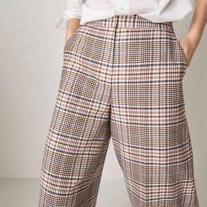 Massimo Dutti Pants & Jumpsuits - Culotte trousers